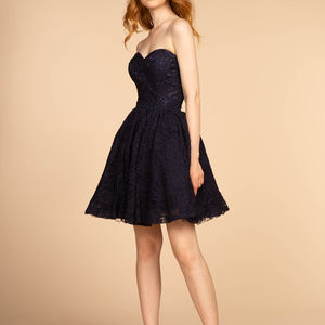 Sweetheart Homecoming Short Dress GSGS1611